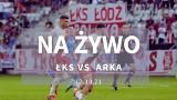 ŁKS - Arka Gdynia. Bardzo ważna wygrana łodzian. Śledź wynik meczu ONLINE