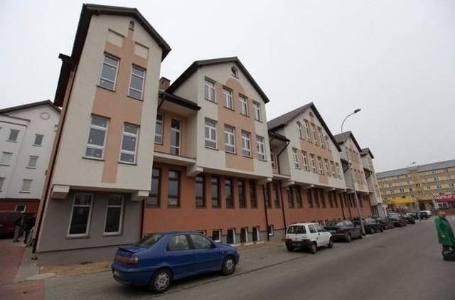 Hospicjum Dom Opatrzności Bożej przy ul. Sobieskiego