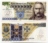 25 lat od denominacji złotego. Ceny podczas inflacji w latach 90. Wódka za 71 tys. zł, jajko za prawie 3 tys. zł, a hot-dog za 15 tys. zł