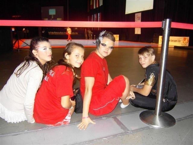 W mistrzostwach wzięło udział czworo tancerzy ze Skwierzyny, którzy zostali powołani do kadry narodowej.