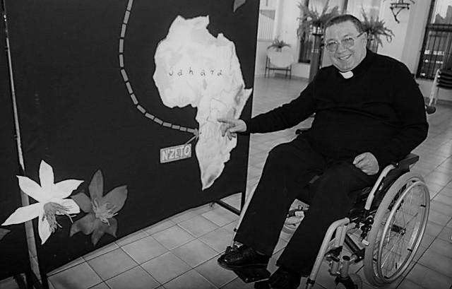 Afryka stanowiła ważny rozdział w życiu o. Olesiaka. Żałował, że z powodu choroby nie może kontynuować pracy misyjnej w Angoli