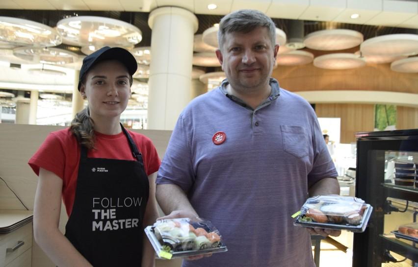 Sushi Master Otwarto W Galerii Korona W Kielcach To