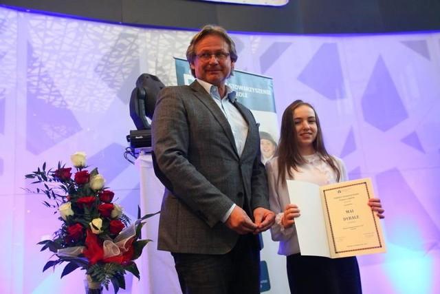 Gala przyznania stypendiów i nagród w 2017 r. odbyła się w łódzkiej Sukcesji