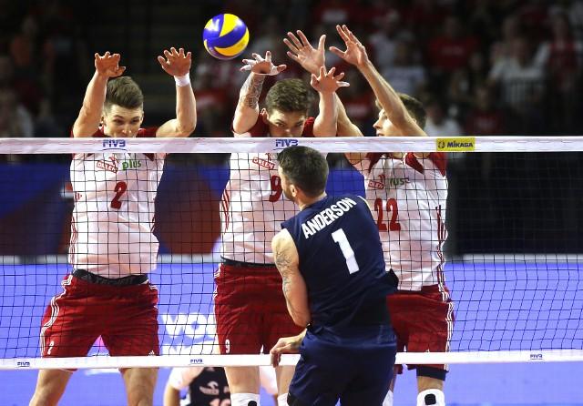 Polacy przegrali z USA 0:3