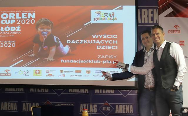 Sebastian Chmara i Artur Partyka zapraszają do wyścigu dzieci