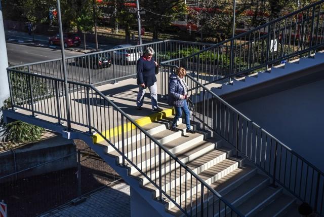 Dworzec Główny: Zakończył się remont schodów