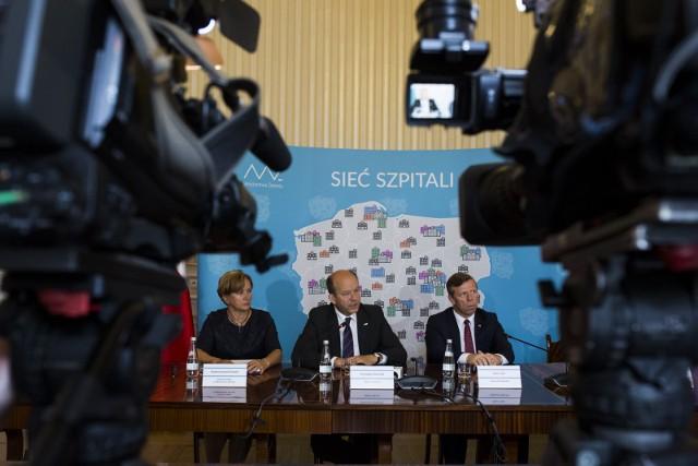 Wprowadzenie sieci szpitali uporządkuje sytuację na SOR-ach - uważa Konstanty Radziwiłł, minister zdrowia