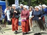 XXI Suwalski Jarmark Folkloru. Przegląd zespołów ludowych i wielki targ regionalnych przysmaków [Zdjęcia]