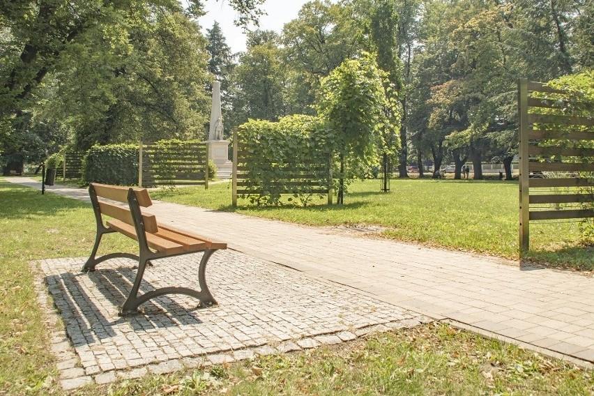 Głubczyce - park miejski