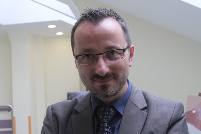 Krzysztof Piątkowski odpowiada za oświatę od grudnia 2010 r.
