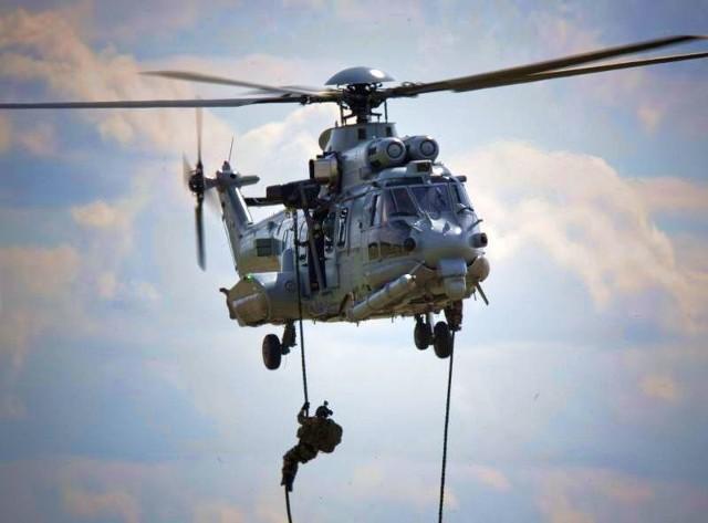 Airbus Helicopters produkuje m.in. wojskowe wersje Eurocopterów.