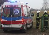 Eksplozja butli z gazem w domu we wsi Mozgowina (pow. bydgoski). Budynek poważnie uszkodzony