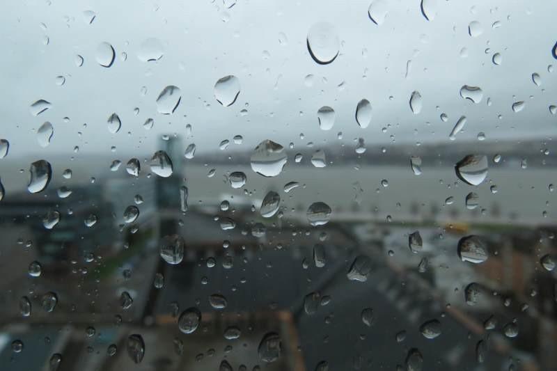 Nietypowy deszcz spadł na prawie całą Opolszczyznę w środę (19 lutego).