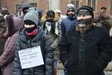 Milczący protest pod Pręgierzem. W obronie skradzionej sprawiedliwości [ZDJĘCIA]