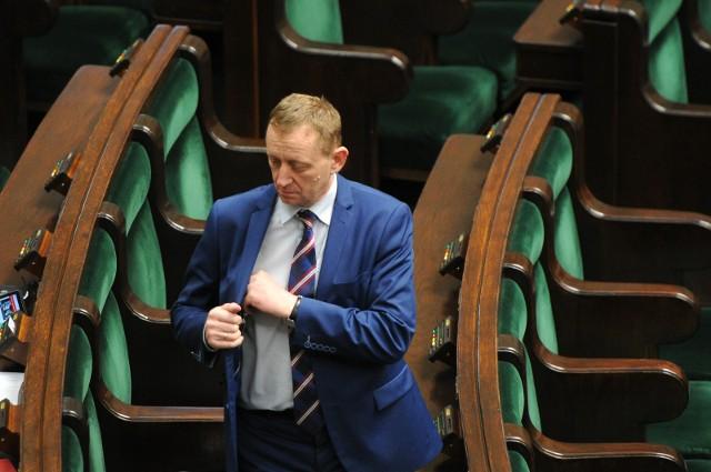 Poseł Robert Telus rozważany jest jako kandydat PiS na radnego sejmiku z jednego z okręgów na wschodzie województwa łódzkiego.