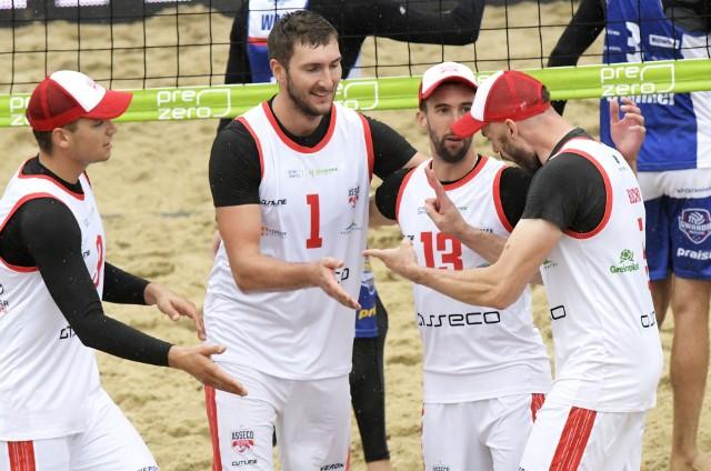 Resoviacy zaczęli rywalizację na piasku od zwycięstwa