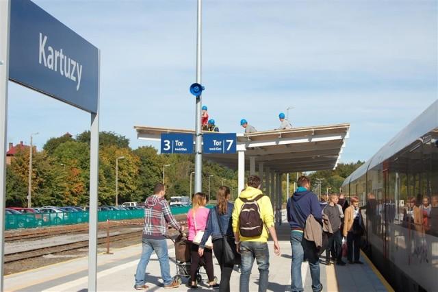 Pierwszy weekend z PKM-ką w Kartuzach