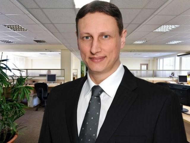 Jaen-Marc Boulier jest pracownikiem działu handlowego we francuskim biurze firmy KomFort Polska.