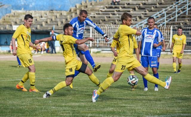 Chemik Bydgoszcz zagrał z Mustangiem Ostaszewo.