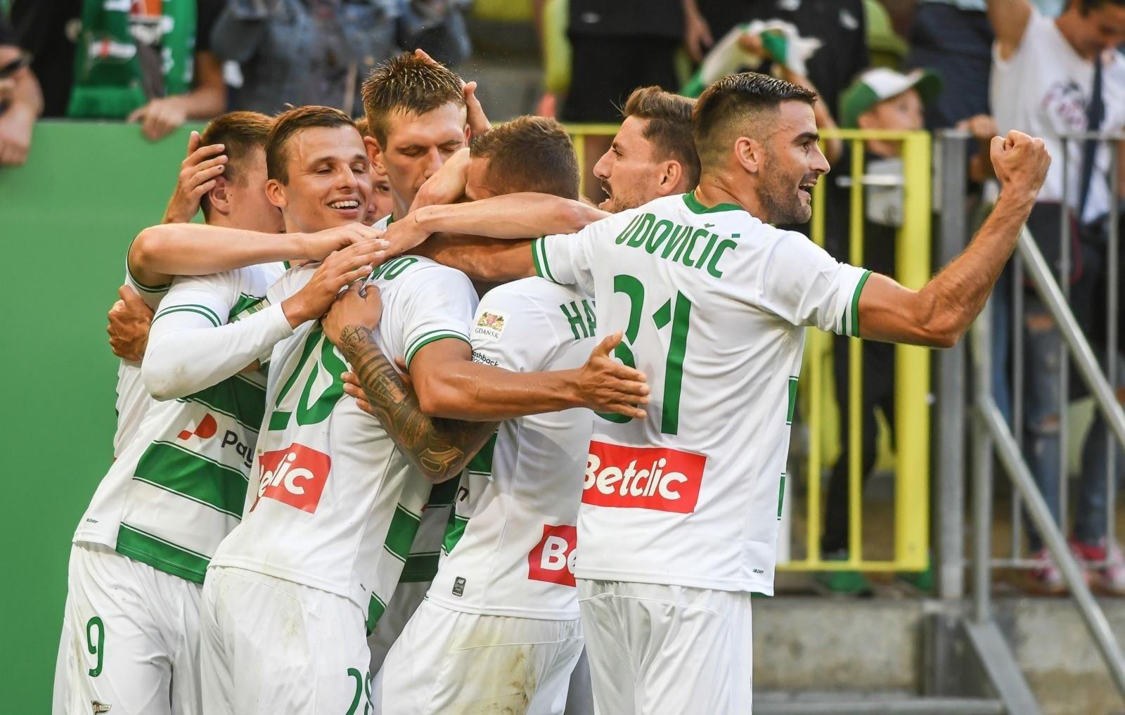 Karol Fila po meczu z Brøndby IF [WIDEO] Gdańsk Strefa