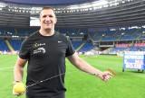 Wojciech Nowicki spokojny przed finałem olimpijskim w rzucie młotem