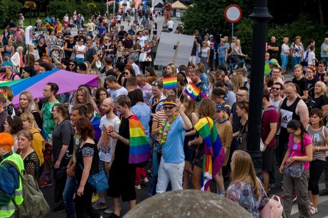 Marsz równości przeszedł przez Białystok 20 lipca. Wywołał olbrzymie emocje w całym kraju.