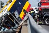Wypadek autobusu w Warszawie. Nowe informacje o kierowcy. Dlaczego doszło do tragedii?