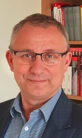 Dariusz Wieromiejczyk - dziennikarz, scenarzysta, producent filmowy