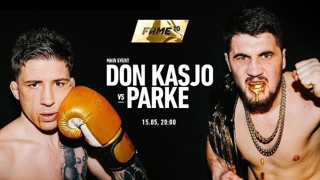 Fame MMA 10 na żywo 15.05