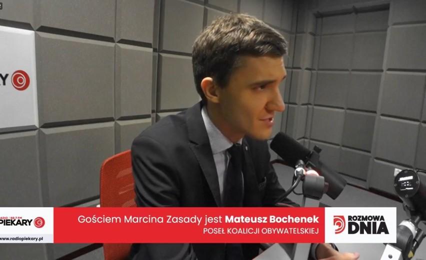 Mateusz Bochenek o współpracy na rzecz Zagłębia: Przyjmiemy na naszego zespołu każdego, nawet Ślązaków. GOŚĆ Dnia DZ i Radia Piekary