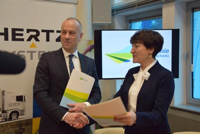 Podpisanie decyzji o dofinansowaniu projektu własnego Województwa Lubuskiego pt. Park Technologii Kosmicznych - Zielona Góra - 31 grudnia 2018