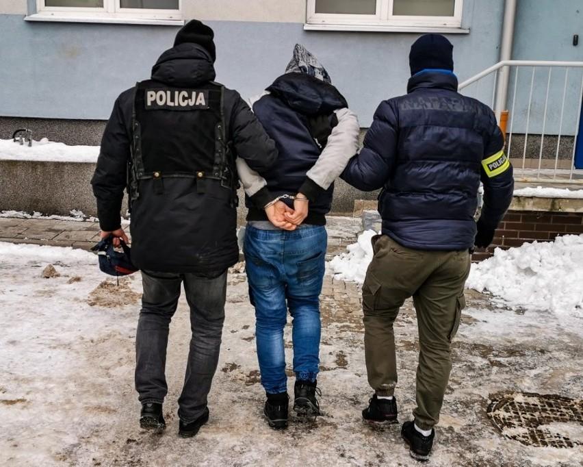 Białystok. Podejrzany uciekł z budynku białostockiej prokuratury. Nie będzie konsekwencji dla prokuratora ani policjantów (zdjęcia)