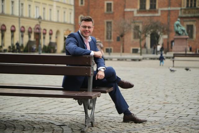 Jerzy Michalak liczył na poparcie Rafała Dutkiewicza. Ale nie doczekał się go