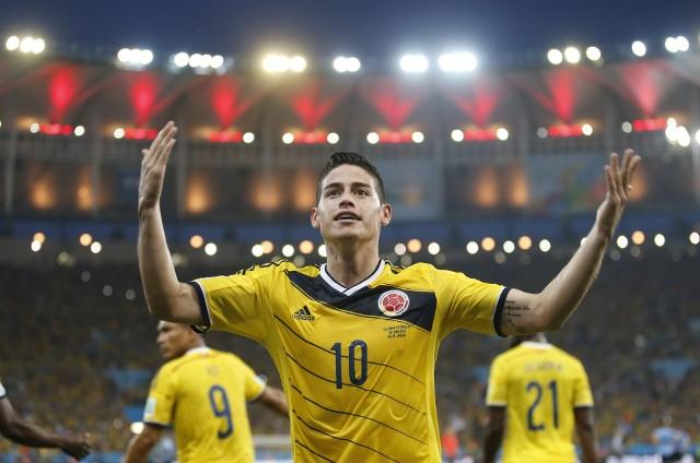 """Odkrycie Mistrzostw Świata sprzed czterech lat. W 2014 roku cały świat płakał po tym, jak kolumbijska kadra prowadzona przez Rodrigueza odpadała po niesamowitej walce. Najbardziej pozytywną postacią był późniejszy gracz Realu Madryt. Choć w zespole """"Królewskich"""" nie wyszło mu tak, jakby tego chciał, wciąż jest piłkarzem o nieprawdopodobnych umiejętnościach. Dla reprezentacji zawsze gra o wiele lepiej niż w klubie - to sygnał ostrzegawczy dla naszej kadry."""
