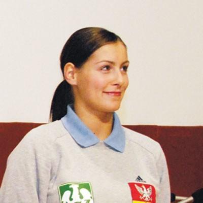 Anna Manikowska, to zdaniem kibiców, najładniejsza siatkarka Pronaru-Zeto Astwa Białsytok.