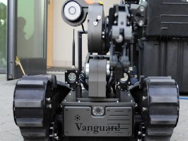 Robot DIGITAL VANGUARD