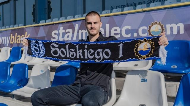 Bozhidar Chorbadzhiyski został nowym zawodnikiem Stali Mielec
