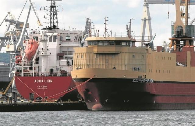 Syndyk Stoczni Marynarki Wojennej odrzucił złożoną ofertę