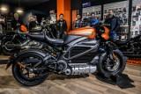 Pierwszy elektryczny Harley-Davidson zadebiutował w Gdańsku. Motocykl LiveWire można było zobaczyć w salonie w sobotę 1.02.2020