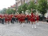 Międzynarodowy Festiwal Orkiestr Dętych. Centrum Białegostoku opanowali muzycy (wideo, zdjęcia)