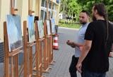"""Inowrocław. Wystawa obrazów Marcina Stępniowskiego. W Klubie """"Kopernik"""""""