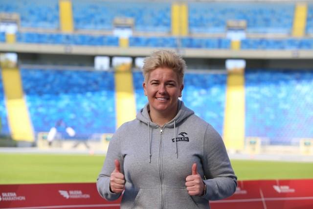 Anita Włodarczyk zaprasza na Drużynowe Mistrzostwa Europy na Stadionie Śląskim
