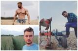 Pracowici i męscy. Zobacz jakich przystojnych rolników można spotkać na podlaskiej i polskiej wsi (zdjęcia)