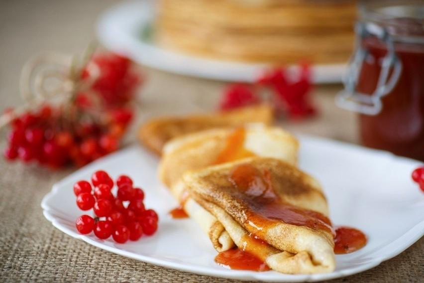 Naleśniki to idealna propozycja na obiad, deser czy kolację.