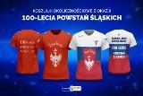 Górnik Zabrze i Gwardia Opole uczczą dziś 100-lecie III Powstania Śląskiego. Zobaczcie pamiątkowe koszulki