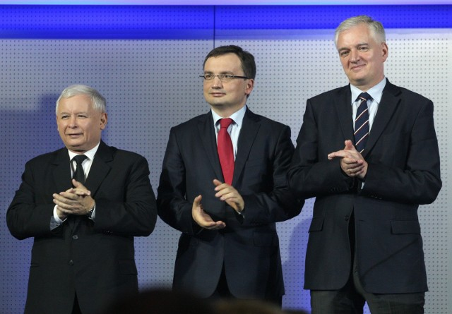 Na razie spokoju między liderami ZP nie będzie. Jarosław Kaczyński, Zbigniew Ziobro i Jarosław Gowin muszą dogadać się na nowo