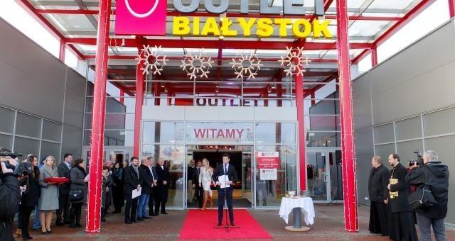 BOIG: ponad 56 tys. klientów w Outlet Białystok