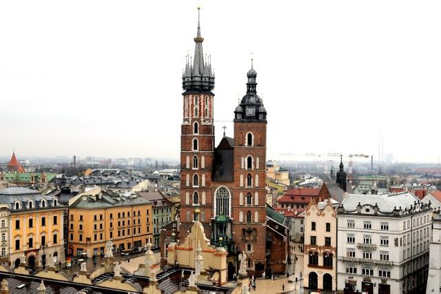 W Krakowie prognozowany jest spadek temperatury