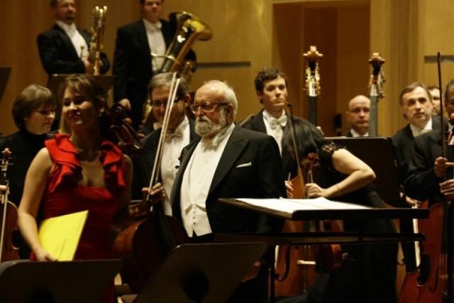 W 2014 roku Krzysztof Penderecki gościł w Filharmonii Opolskiej.