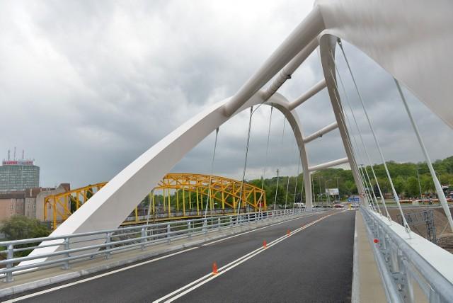 Pierwszy etap Nowej Wałowej został otwarty 14 maja.